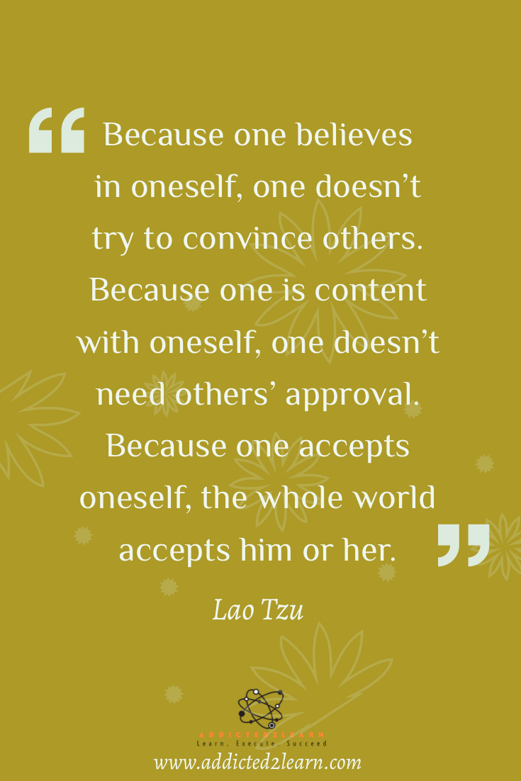 Quote of the day by Lao Tzu