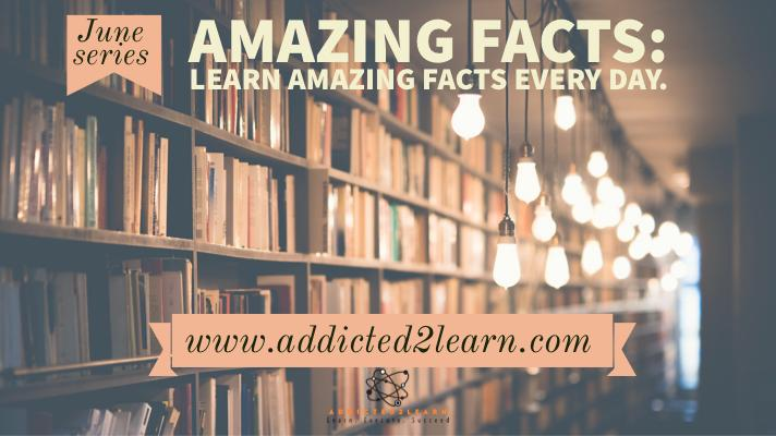 Amazing facts every day