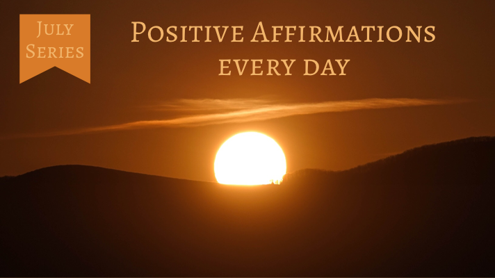 Positive Affirmations every day