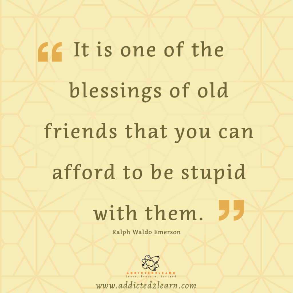 Quote of the day by Ralph Waldo Emerson.