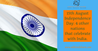 15th August Independence Day: 4 Other nations that celebrate with India