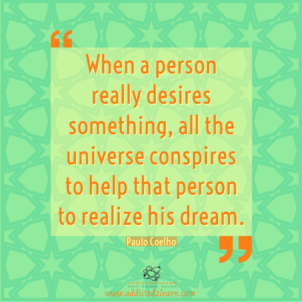 Quote of the day by Paulo Coelho