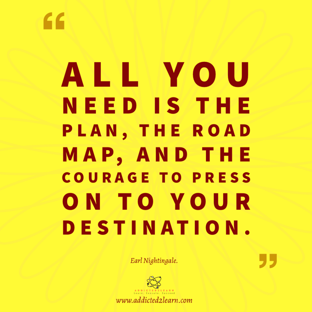 Quote of the day by Earl Nightingale.