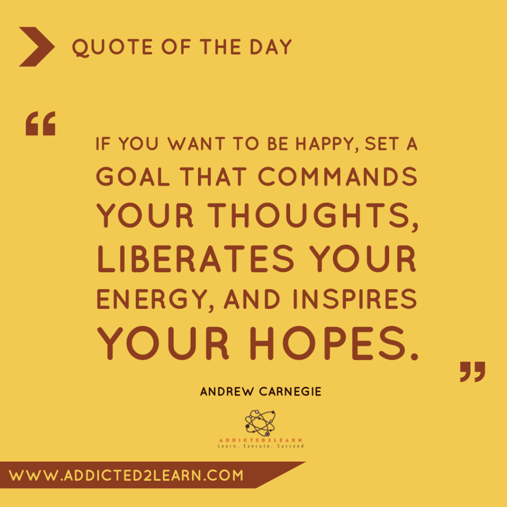 Quote by Andrew Carnegie.