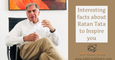 Interesting facts about Ratan Tata.