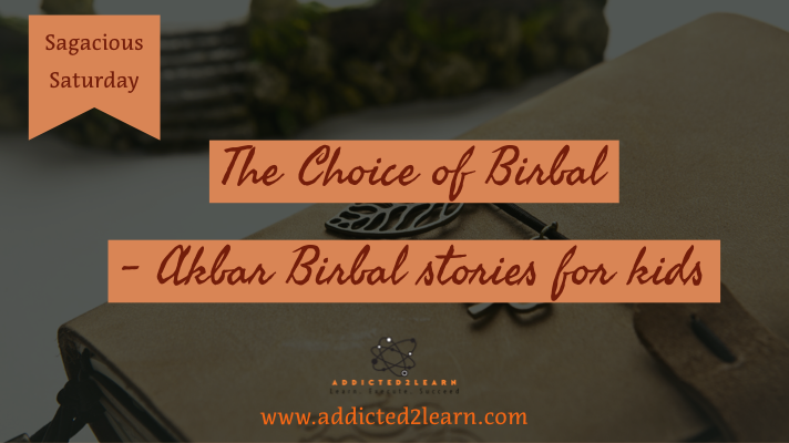 The choice of Birbal